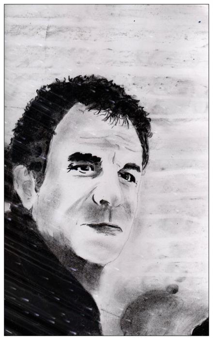 Albert Cohen by MoiMozartienne